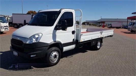 2013 Iveco Daily 70c21 - Trucks for Sale