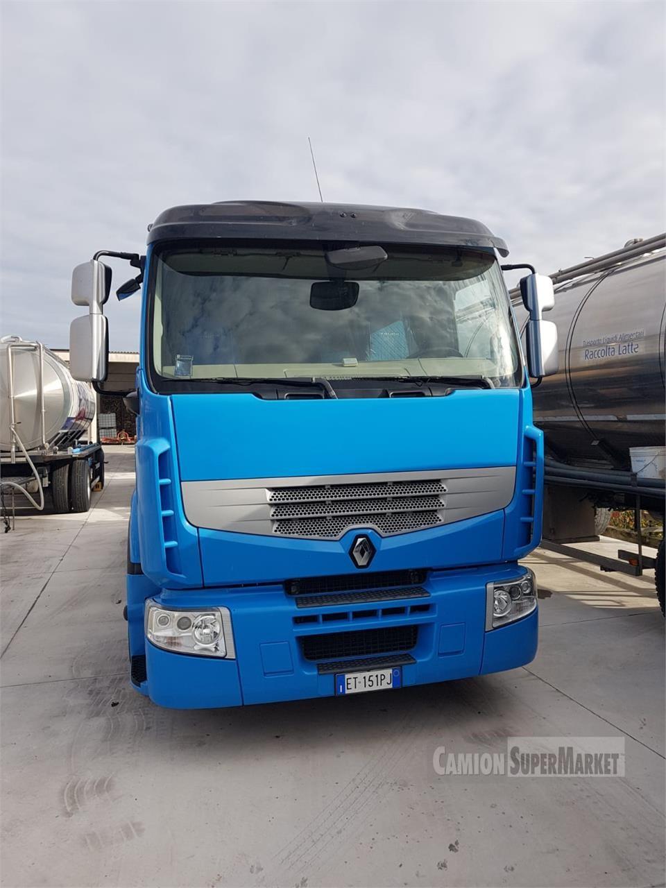 Renault PREMIUM 460 used 2014