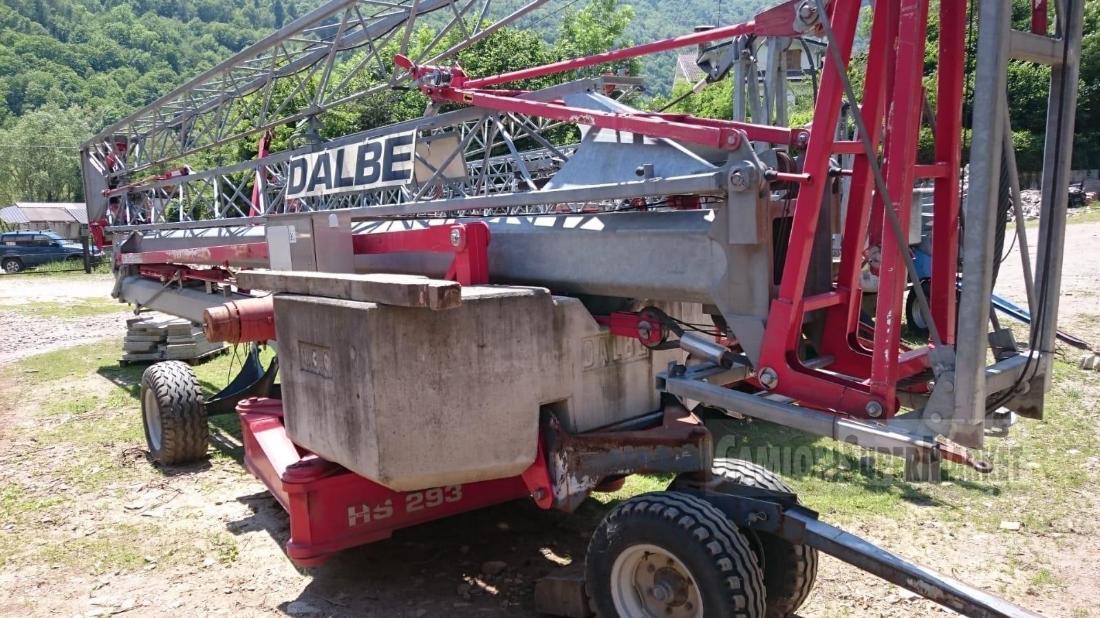 DALBE HS232 Usato 2006