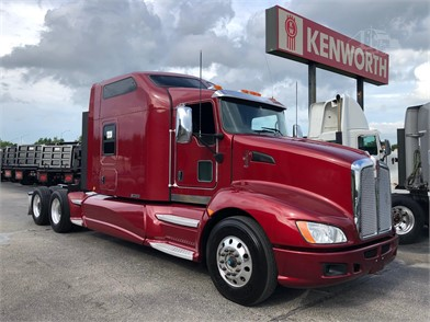 Used Trucks For Sale By KENWORTH OF JACKSONVILLE - 19