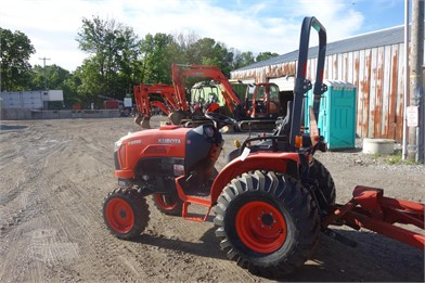 KUBOTA B3350 Tractor Auction Results - 1 Listings