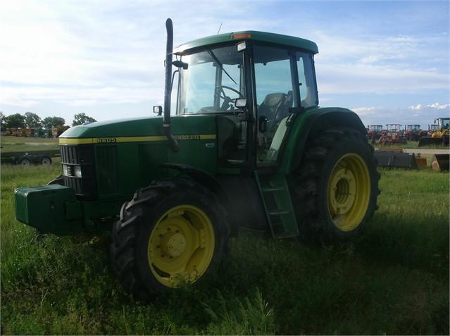 John Deere For Sale >> 2001 John Deere 6605 For Sale In Bassett Nebraska Tractorhouse Com