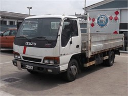 Isuzu Nqr  used