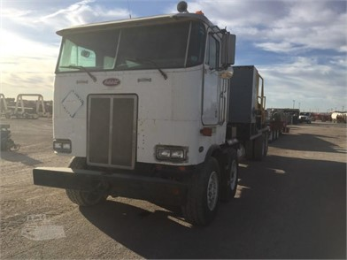 2002 PETERBILT 362 TWIN STEER CAB OVER POWERED BY Other