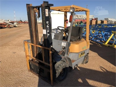 TCM FG15N18 MAST FORKLIFT CONDITION UNKNOWN 122290 Other