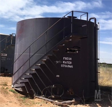 TANK 460BBL TANK (0700986) LOCATED IN DENVER CITY Other Auction