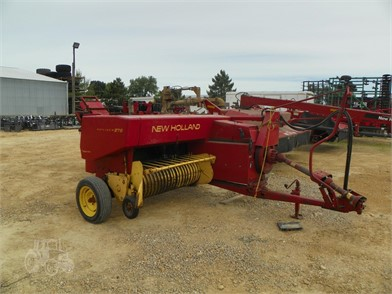 NEW HOLLAND 276 For Sale - 15 Listings | TractorHouse com