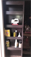 Work cabinet & contents