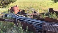 Fencing,truck bed, scrap