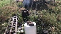 scrap piles