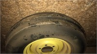 Firestone Ribbed tractor tire