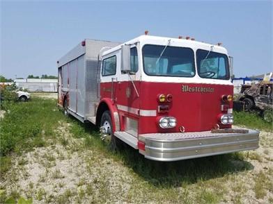 Auto Parts City Inc  | Fire Trucks For Sale - 1 Listings