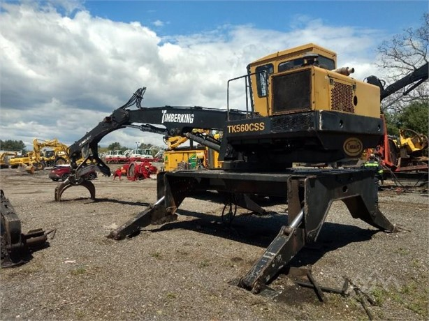 TIMBER KING TK560CSS Forestry Equipment For Sale - 1