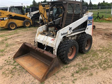 BOBCAT 763 For Sale - 34 Listings | MachineryTrader com - Page 1 of 2