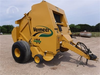 VERMEER Hay And Forage Equipment Auction Results - 434 ... on