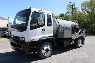 ISUZU Vacuum Tank Trucks For Sale - 8 Listings | TruckPaper