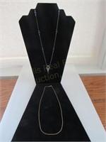 (2)  Necklaces