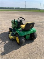 "John Deere LX 277 AWS Riding mower with 48"" deck"