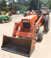 ALLIS CHALMERS 5030 TRACTOR WITH 430 AC LOADER, | Smith