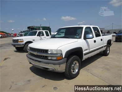CHEVROLET SILVERADO CRTO 1500HD Auction Results - 1 Listings