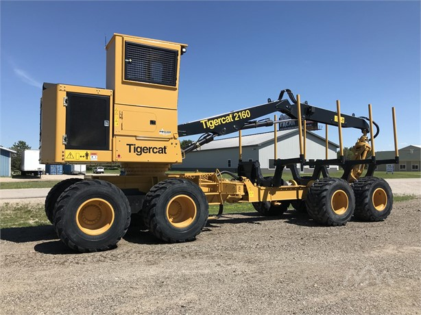 TIGERCAT 2160 Forestry Equipment For Sale - 3 Listings
