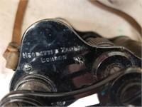 Leitz 10x40 binoculars with case
