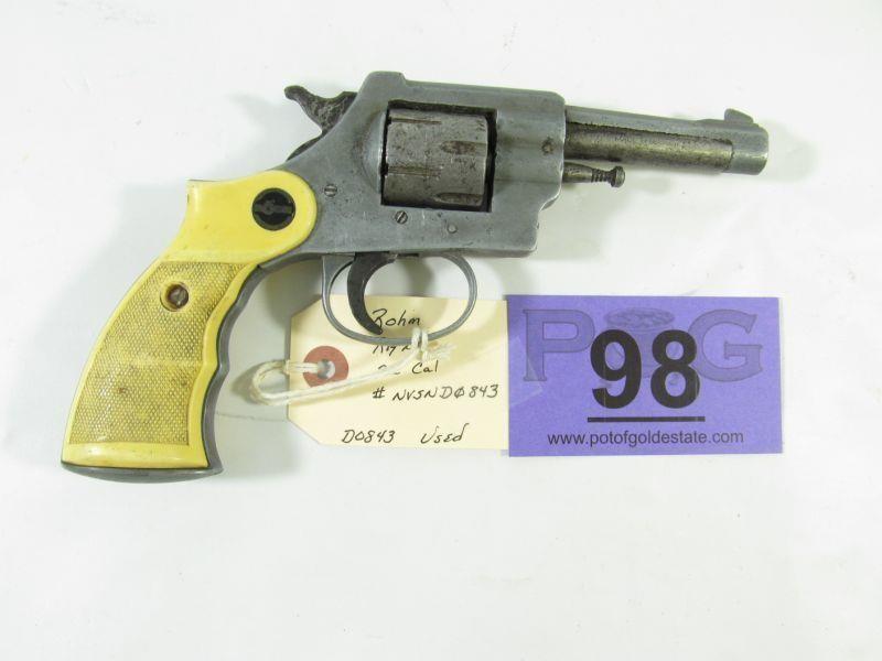 Gun Rohm RG24 in 22 Cal  Single Action Revolver | AZFirearms