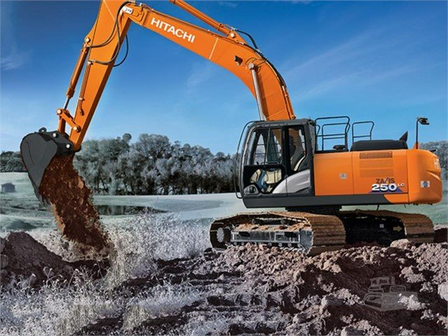 www clboyd com | For Sale 2019 HITACHI ZX250 LC-6