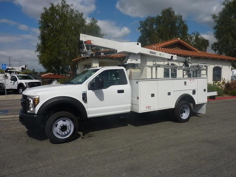 Ford F550 For Sale >> 2019 Versalift Stp36ne Mounted On 2019 Ford F550 For Sale In Norco California