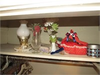 Loose Contents Closet