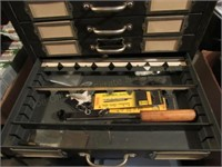 Gun Cleaning 6 Drawer Cabinet, Newmade Metal