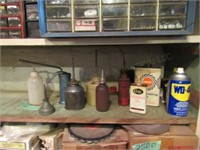 Oil Cans, Oil
