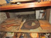 Adhesives, Misc Wood