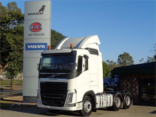 2014 Volvo FH500 Trucks for Sale