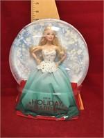 2016 holiday Barbie