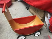 Creative playthings wagon