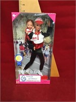 Barbie and kelly March of Dimes