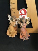 Two Franco Angels
