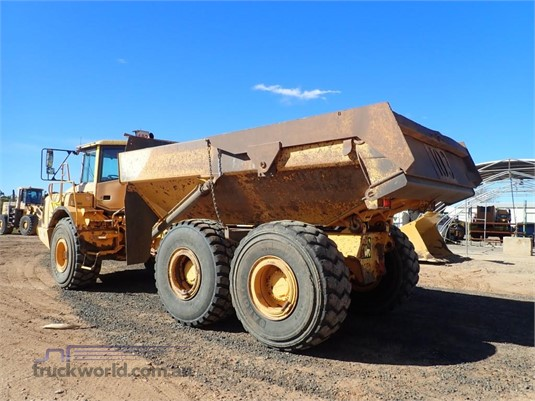 2005 Volvo A25D - Truckworld.com.au - Heavy Machinery for Sale