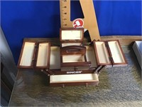 Mini singer cantilever sewing box