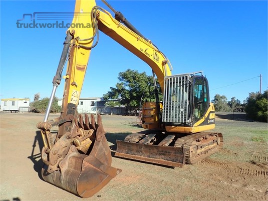 2008 Jcb other - Truckworld.com.au - Heavy Machinery for Sale