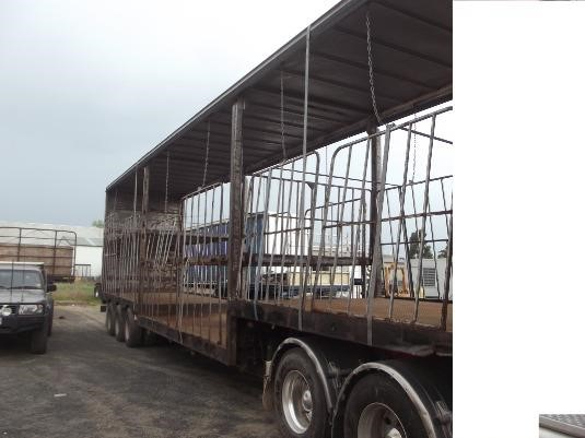 1991 Freighter Drop Deck Trailer - Trailers for Sale