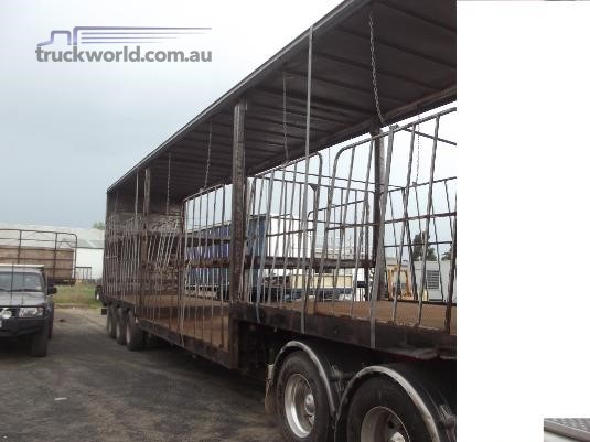 1991 Freighter Drop Deck Trailer Trailers for Sale