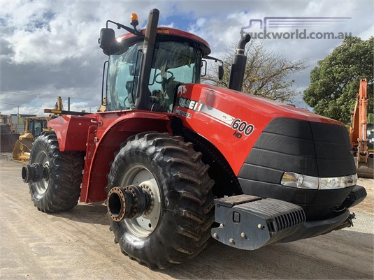 2015 Case Ih Steiger 600 HD Farm Machinery for Sale