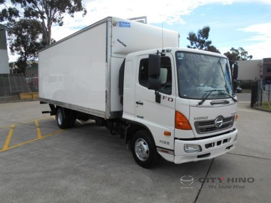 2013 Hino 500 Series 1126 FD Long City Hino - Trucks for Sale