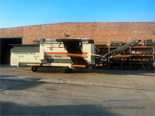 2018 Screenmasters SA620 Heavy Machinery for Sale