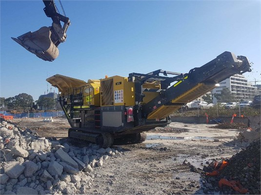 2015 Keestrack other - Heavy Machinery for Sale