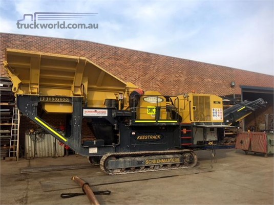 2015 Keestrack other - Truckworld.com.au - Heavy Machinery for Sale