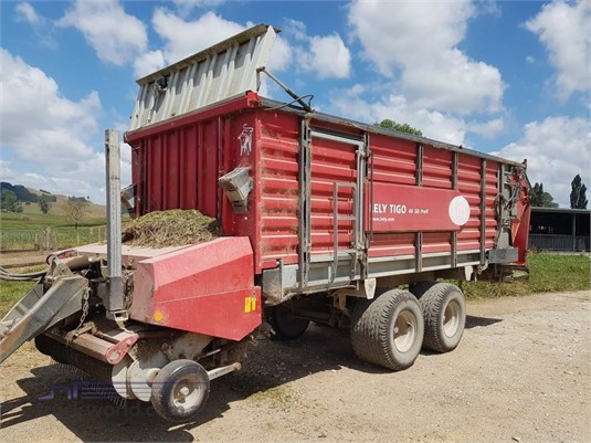 2013 Lely Tigo 40SD Profi - Farm Machinery for Sale