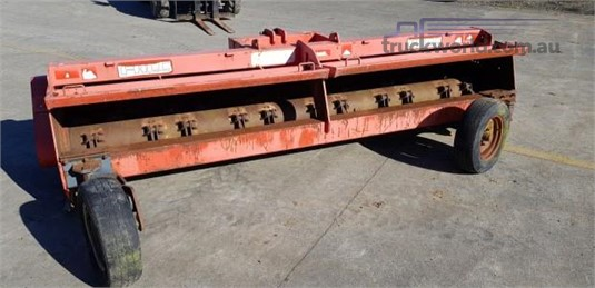 Falc Super Alce 4000 - Truckworld.com.au - Farm Machinery for Sale